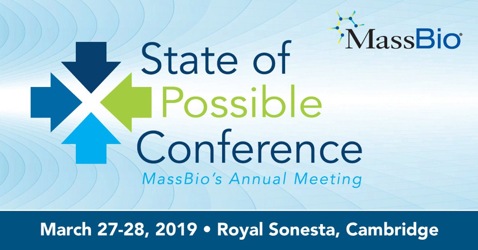 MassBio State of Possible Conference