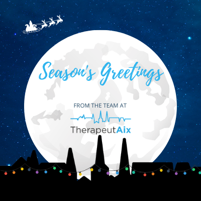 Christmas 2020 roundup from the TherapeutAix team
