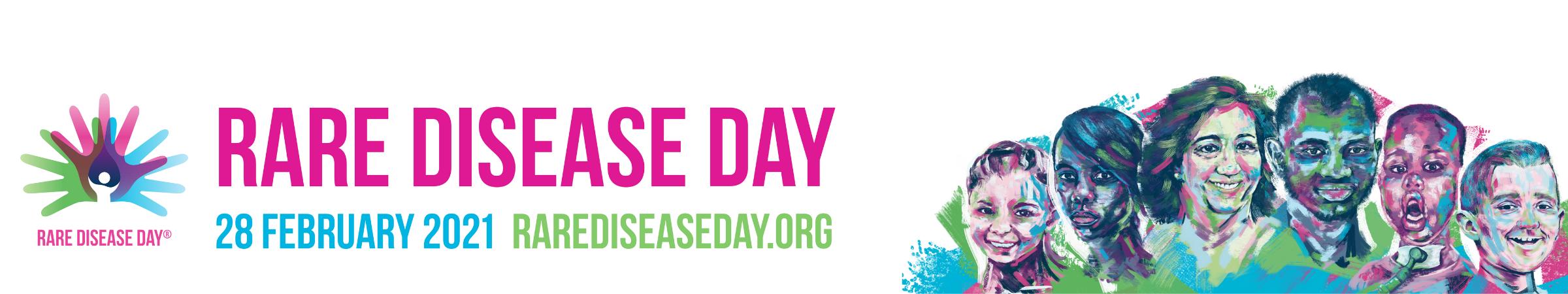 Rare Disease Day banner