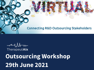 TherapeutAix to host Outsourcing Workshop at BOS Virtual 2021